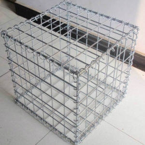 Galvan Treatment Welded Wire Mesh Gabion pictures & photos