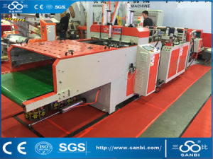 Full Automatic High Speed T-Shirt Bag Making Machine (BTHQ-450X2) pictures & photos