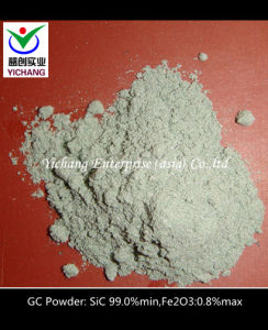 Green Silicon Carbide Micro Powder for Wire-Electrode Cutting pictures & photos
