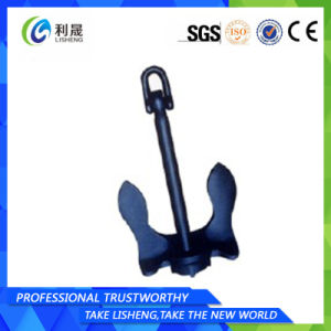 Black Bitumen Paint Steel Baldt Stockless Anchor pictures & photos