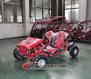 Double Seat Racing 4 Stroke Go-Kart (GC1102) pictures & photos