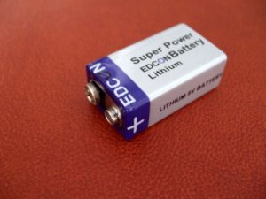 Alarm Battery ER9V pictures & photos