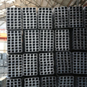 China Wholesale High Quality Q235 Hot Rolled Channel Steel pictures & photos
