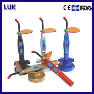 Hot Sale Dentist Wireless Curing Light (LCL-601) pictures & photos