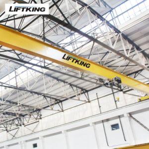 Durable & Quality Single Girder Overhead Crane 5 Ton pictures & photos