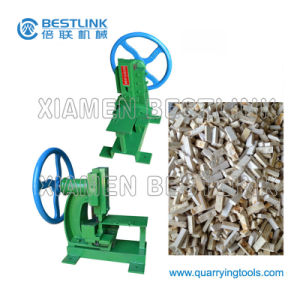 Portable Mosaic Stone Chopping Machine for Venners pictures & photos