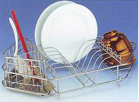 Stainless Steel Fruit Baskets Plate & Chopstick Holder, Kitchen Kardware pictures & photos