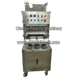 Kis-4 Nitrogen Flushing Vacuum Sealing Machine pictures & photos