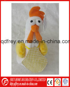 Promotional New Year Gift of Toy Rooster Toy Bag pictures & photos
