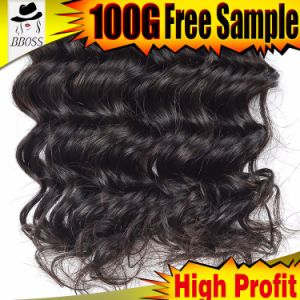 Curl′s Hold of 10A Brazilian Hair Extensions pictures & photos
