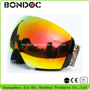 Hot Selling Good Design Ski Goggles pictures & photos