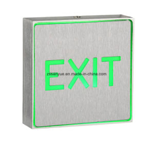 Exit Light Emergency Lighting Rechargeable LED Light pictures & photos