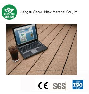 Outdoor Plastic Wood WPC Decking pictures & photos