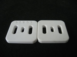 Customized High Frequency Steatite Ceramic Part with Holes pictures & photos