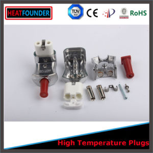 Industrial Socket with Good Ceramic Insulation pictures & photos