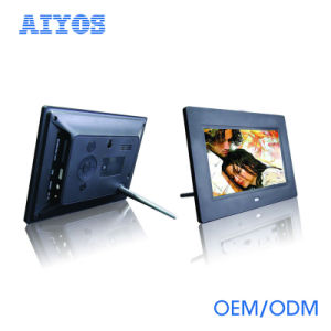 LCD Display New IPS Screen Digital Photo Frame with LED Backlight as Christmas Gift pictures & photos