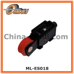 Plastic Bracket with Single Roller / Bearing (ML-ES018) pictures & photos