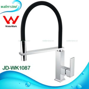 New Design Spring Kitchen Sink Mixer Water Faucet Watermark pictures & photos