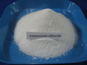 Ammonium Chloride Tech Grade 99.5% with Anti-Caking Agent pictures & photos