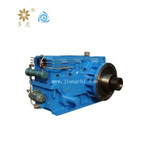 Hot Sales Sz 65 Conical Gear Reducer for Double Screw Extruder pictures & photos