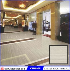 Line Stone Polished Porcelain Floor Tile (VPB6905 600X600mm) pictures & photos