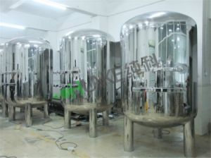 Stainless Steel 304 5000 Litre Water Tank for Water Treatment pictures & photos