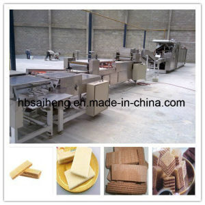 Fully Automatic Wafer Production Line Wafer Machine Sh-63 pictures & photos