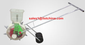 Ilot Wheelbarrow Seeder with 4 Rotators and 6 Different Outlets and Distancesuitable for Soybean, Peanut, Corn, Mung Bean pictures & photos