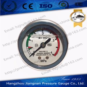 50mm 2′′ Stainless Steel Oil Filled Pressure Gauge with Glycerin pictures & photos