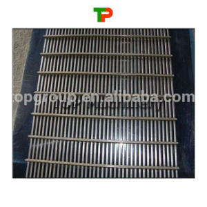 Stainless Steel Slot Sieve Screen pictures & photos