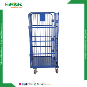 Warehouse Logistic Steel Storage Roll Container pictures & photos