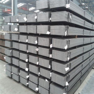 Prime Quality Mild Carbon Q195 Q235 Steel Flat Bar pictures & photos