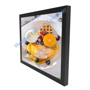 "17"" Infrared LCD Touch Screen All-in-One Monitor for Network Advertising pictures & photos"