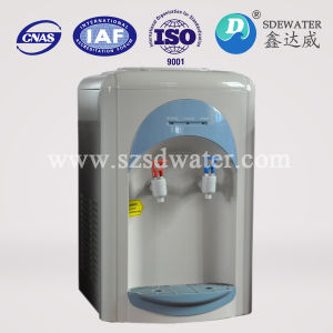 Hot and Cold Table Top Water Dispenser pictures & photos