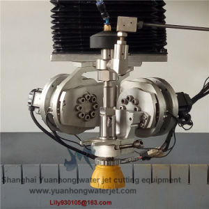 Dwj 5 Axis Waterjet Cutting Nozzle for The Flow Type Water Jet Cutting Machine pictures & photos