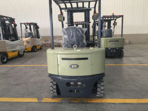4-Wheel Cold Storage Electric Forklift (FB30-FAZ1) pictures & photos