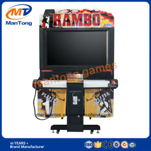 Rambo Shooting Games/Arcade Shooting Game/Video Game Machine pictures & photos