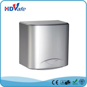 Hot Sale China High Quality 1100W Fast Drying White Automatic ABS Plastic Hand Dryers for Washroom pictures & photos