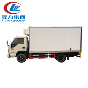 Sinotruk HOWO 10 Wheels Refrigerated Truck pictures & photos