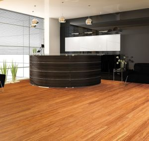 Laminate Bamboo Flooring (bamboo flooring) pictures & photos