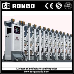 High Quality Aluminium Security Sliding Gate Price