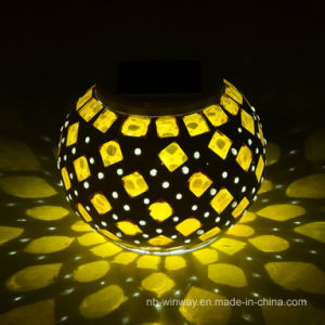 Solar Glass Jar Light for Christmas Gift pictures & photos