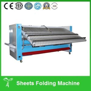 Industrial Used High Speed Bath Towel Folding Machine pictures & photos