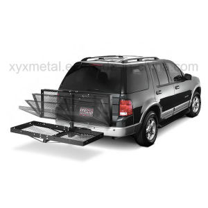 Hitch Mounted Cargo Carrier Rack pictures & photos