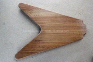 Hanhai/Left Handed Flying V Electric Guitar Kit (DIY Guitar Parts) pictures & photos