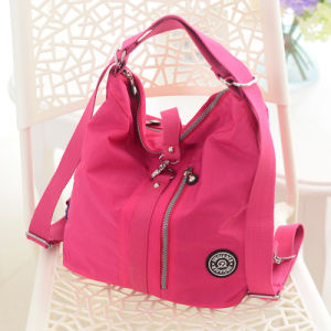 Lightweight Multi-Functional Mummy Bag Shoulder Large Capacity Mother Mother Baby Package Fashion Women Backpack pictures & photos