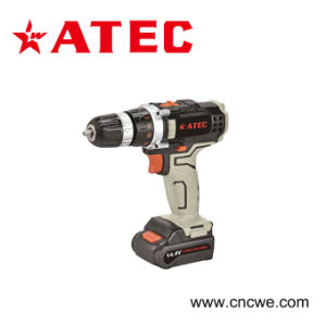 Atec China Suppliers 1300mAh 10mm Battery Hand Cordless Drill (AT7514) pictures & photos