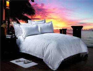 Luxury 100% Cotton Jacquard King Size Bedding Duvet Cover Set pictures & photos