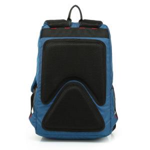 Waterproof Women School Backpack Men Travel Bag 15.6 Inch Laptop Backpack pictures & photos