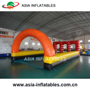 Hot Sales Inflatable Go Kart Track/Inflatable Zorb Ball Race Track pictures & photos
